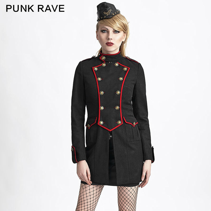 Compra chaquetas de estilo militar de las mujeres online