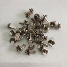 1 шт. Сменные ремонтные аксессуары Platinum ABS металлический нагреватель лезвия для IQOS 2,4 Plus сигаретная Тепловая палка лезвие