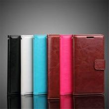 Luxury 7 Plus font b Leather b font Wallet Case Cover 7 Plus Phone Case for