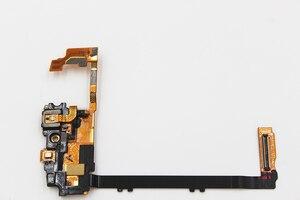 Image 2 - USB oudini עבור LG נקסוס 5 D820 D821 טעינת כבל flex יציאת USB לאוזניות מיקרופון