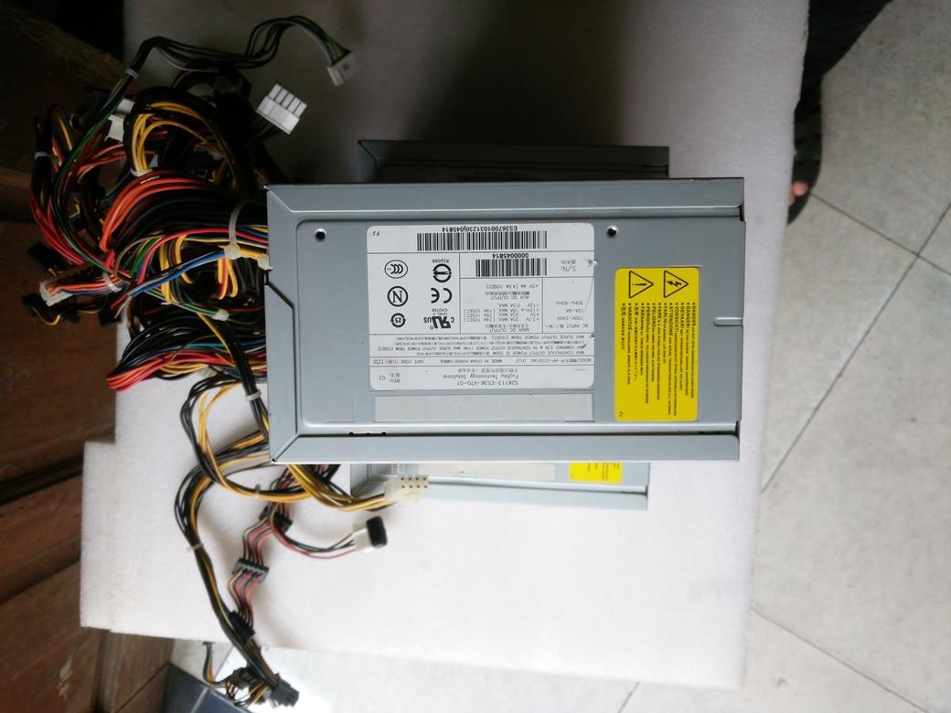 S26113-E536-V70-01 -D7001A0 Workstation power supply
