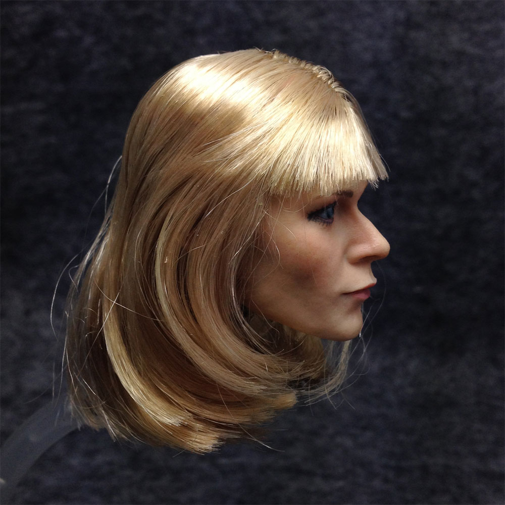 Pepper Potts Wig
