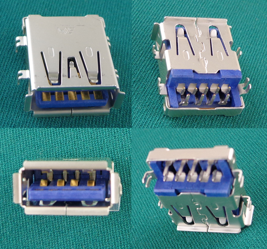 10x commonly used replacement right angle usb 3 0 jack - Can a usb 3 0 be used in a 2 0 port ...