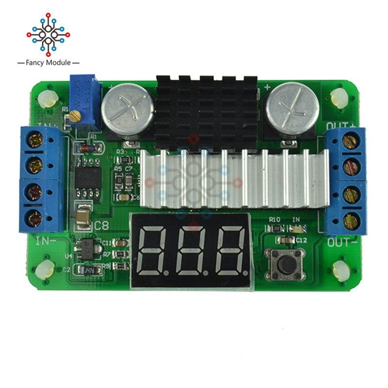 LTC1871 100W DC Boost Adjustable Step-up Voltage Power Supply Converter Module