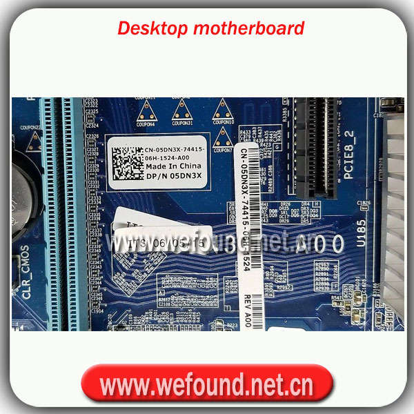 Detail Feedback Questions about 100% Working Desktop Motherboard For