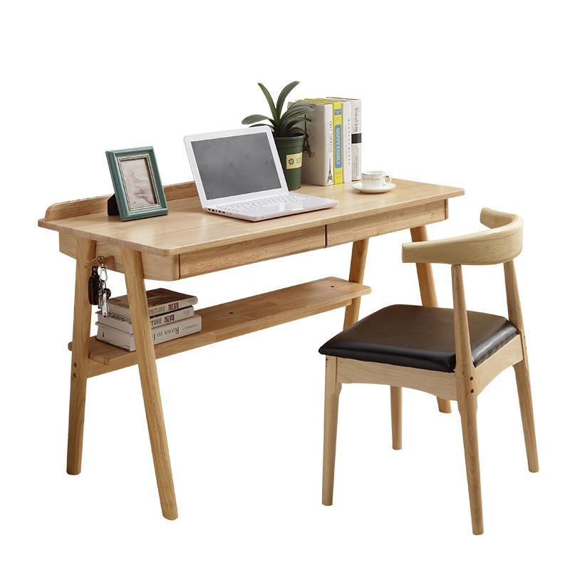 modern minimalist Japanese Nordic computer Desk desktop easy to write a small table for students