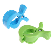 Baby Stroller Clip Accessories Candy Color Car Seat Toy Pram Stroller Peg To Hook Cover Blanket Clips 6pc baby blanket clip for play gym baby car seat accessories lamp pram stroller peg teether toy hook cover children s goods toys