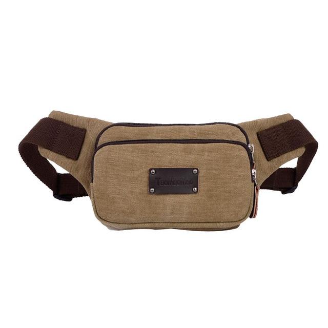 2016 high quality travel bags waist bag men fanny pack men belt bag out door waist pack pochetes homem bolso de cintura B139
