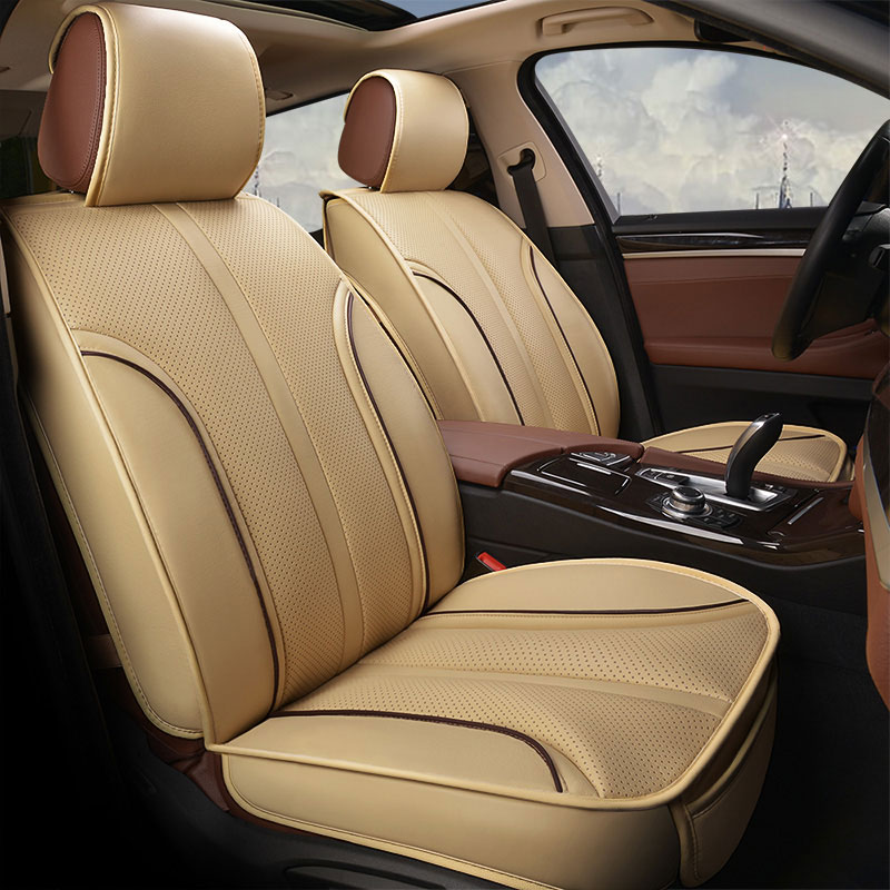 leather auto universal car seat cover seats covers for land rover discovery 3 4 porsche cayenne s gts macan 2010 2011 2012 2013