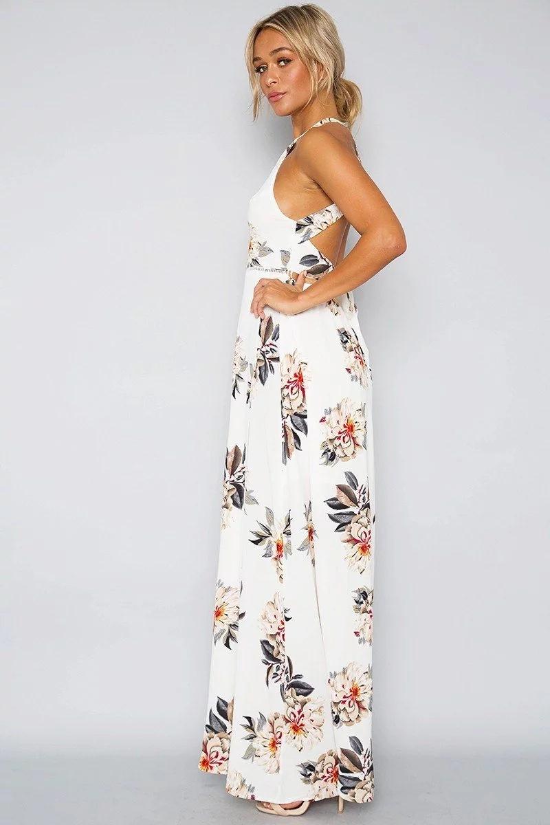 HTB1t9gVPFXXXXaZaXXXq6xXFXXXw - Women Long Sleeveless Floral Maxi Dresses JKP075