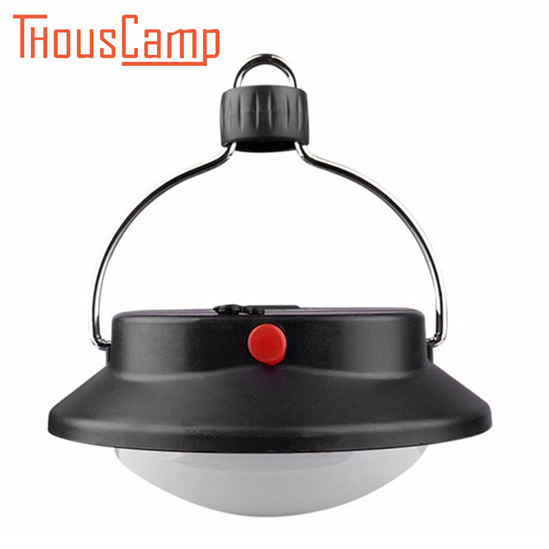 60LED Outdoor Camping Lamp Tent White Light Hanging Lamp Hiking Lanterns Emergency Lights , white