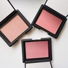 купить Baked Makeup Blush Blusher Exquisite Long Lasting Mini Cosmetics Beauty With Mirror Women Face Makeup Blush дешево