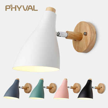 LED Wall Lamp Creative Nordic Wall Light Dining room Restaurant Corridor Cafe Wall Lamp Wall Sconce Bedroom Beside Lamps Hotel - DISCOUNT ITEM  40% OFF All Category