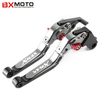Motorcycle Adjustable Folding Extendable Brake Clutch Lever For YAMAHA XMAX 300 X MAX 300 2017 2018 Accessories