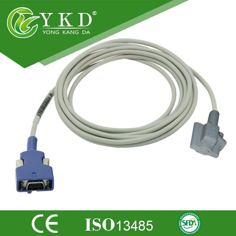 3 Meter Direct Resuable Pediatric Soft Tip SpO2 Sensor 14Pin 3 Meter Direct Resuable Pediatric Soft Tip SpO2 Sensor 14Pin