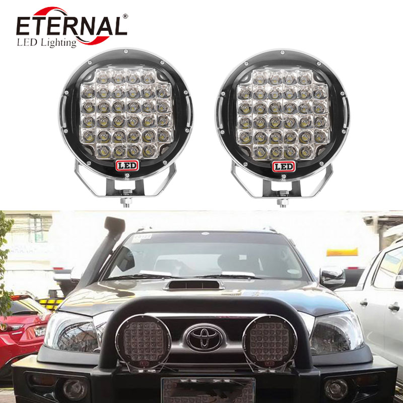 2pcx96W ARB LED driving headlight work lamp for off road 4x4 Wrangler KIA Sorento SUV trucks tractor machine excavtor pick ups