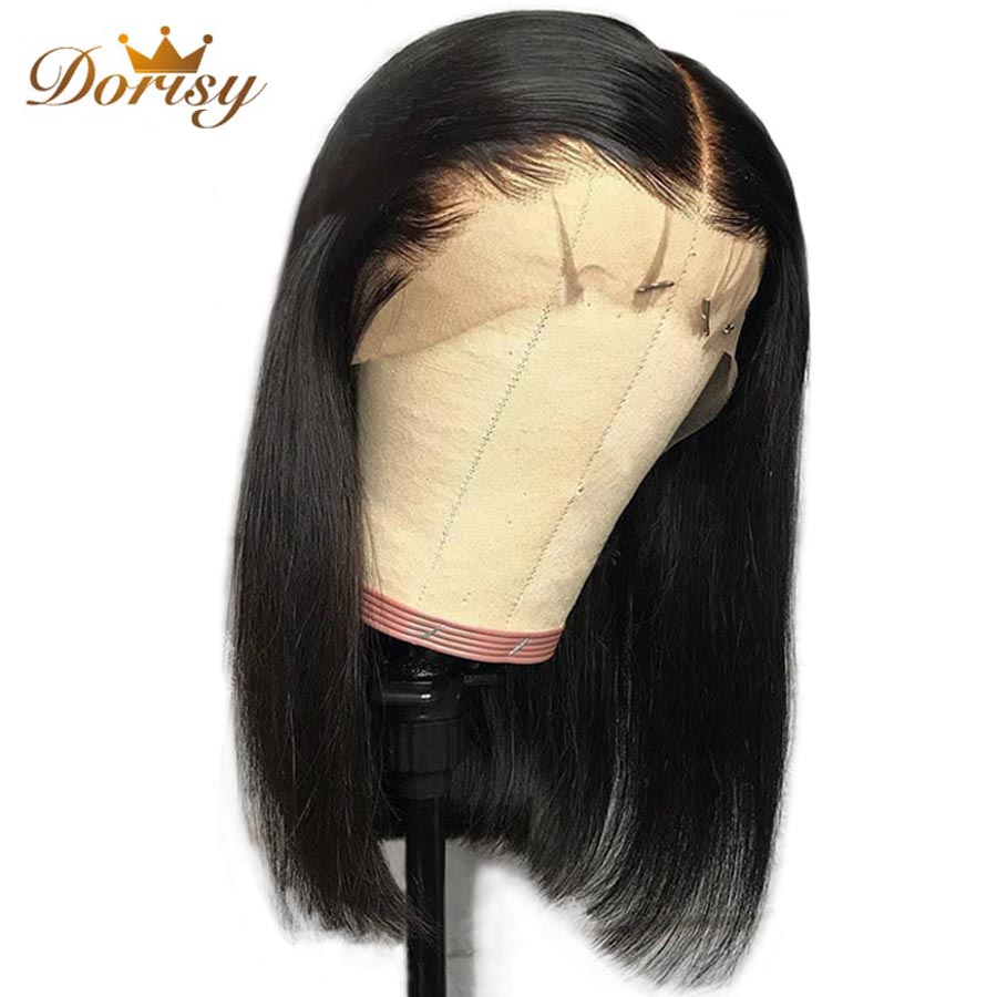 Short wig Short Human Hair Wigs 13 4 Lace Front Human Hair Wigs For Black Women