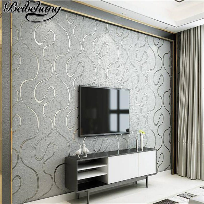 Beibehang car-styling yellow green red modern simple non-woven wallpaper bedroom 3D stereo stripes living room wallpaper wallpap beibehang modern living room warm mediterranean vertical stripes 3d wallpaper living room bedroom covered wallpaper rolls