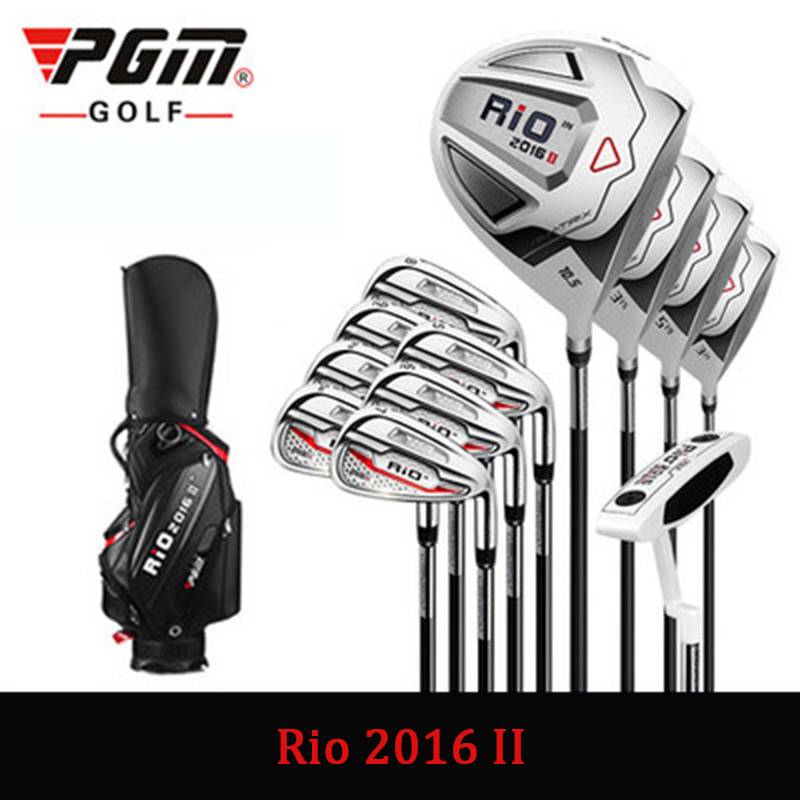 PGM Golf Clubs Set NEW RIO 2016 II Men's Golf Clubs Complete Sets Golf Right Handed Clubs 4 Choices