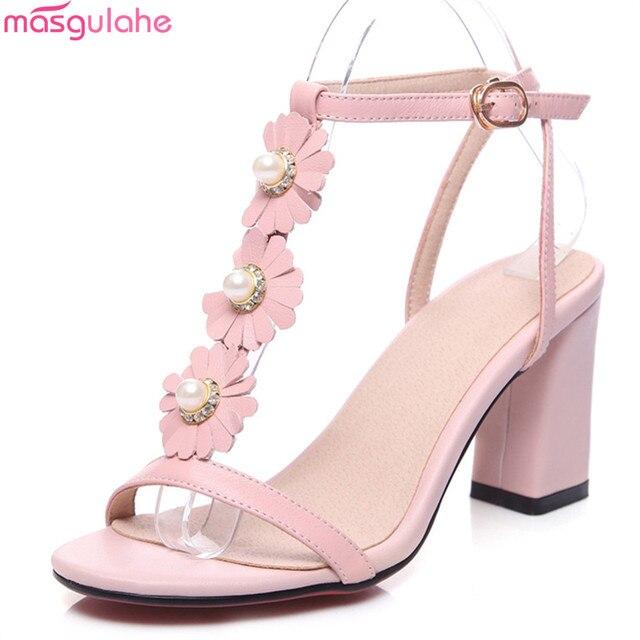 1a2b412354 Masgulahe branco rosa moda verão sapatas das senhoras elegantes sapatos de  casamento das mulheres do salto