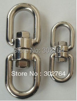 Stainless Steel Swivel with Eye to Eye marine,boat rigging products 5mm x2pcs