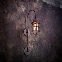Чердак спальня ночники старинные балкон американский открытый настенные светильники