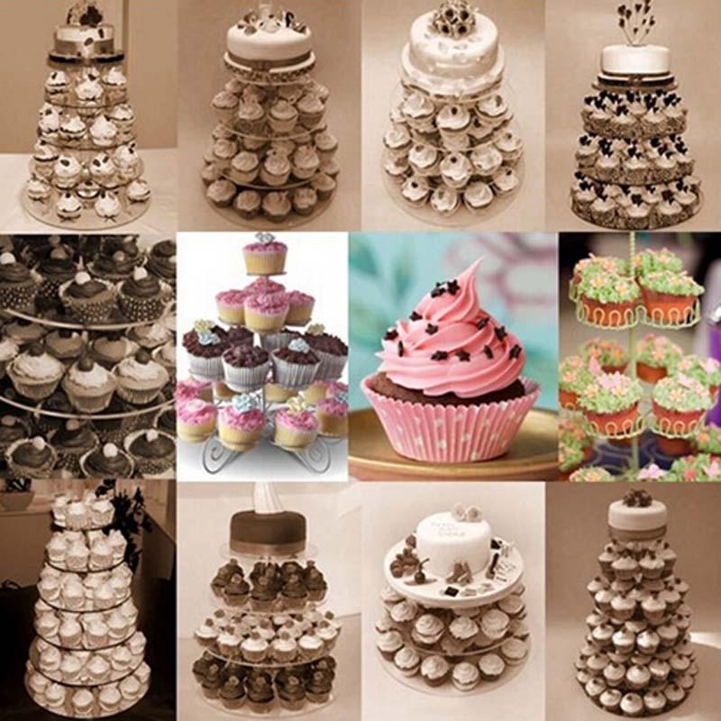 Festival Banquete de boda Soportes de pastel de cumpleaños - Para fiestas y celebraciones - foto 2