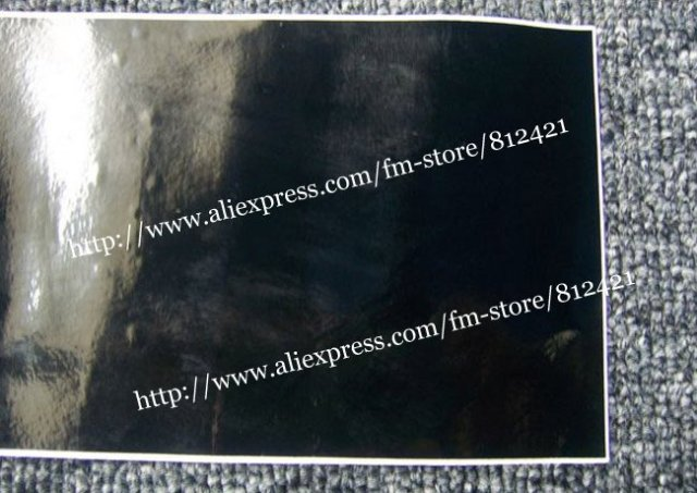 Hot Sells ! black Glossy Vinyl Car Wrapping Size 152*30m With Air Free Bubbles Free Shipping