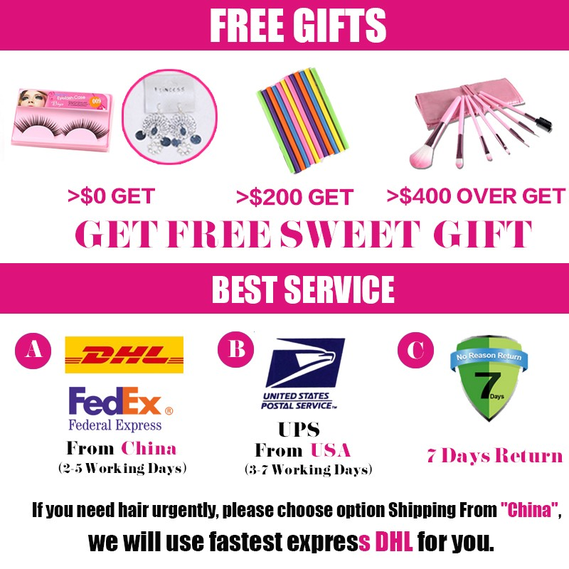 free gift and free shipping