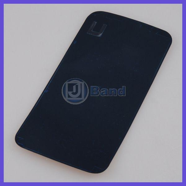 50pcs lot Black 3M Pre Cut Adhesive Strip Tape Sticker For Samsung S4 i9500 Full Frame