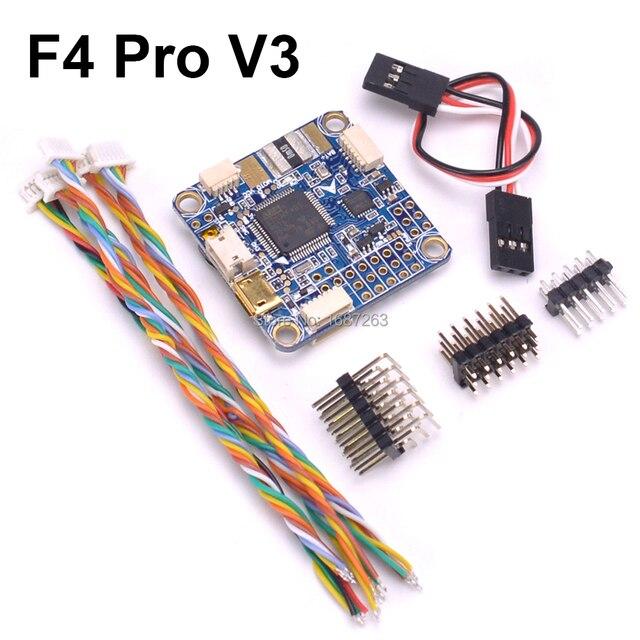 FLIP 32 F4 V3 PRO/F4 V2 PRO Flight Controller Board w/Sensing + Baro eingebautes OSD Für QAV-X FPV Racing Drone