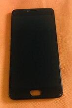 """歳オリジナル Lcd の表示画面 + タッチスクリーン + 前面フレームため UMIDIGI Z1 MT6757 オクタコア 5.5 """"FHD 送料無料"""