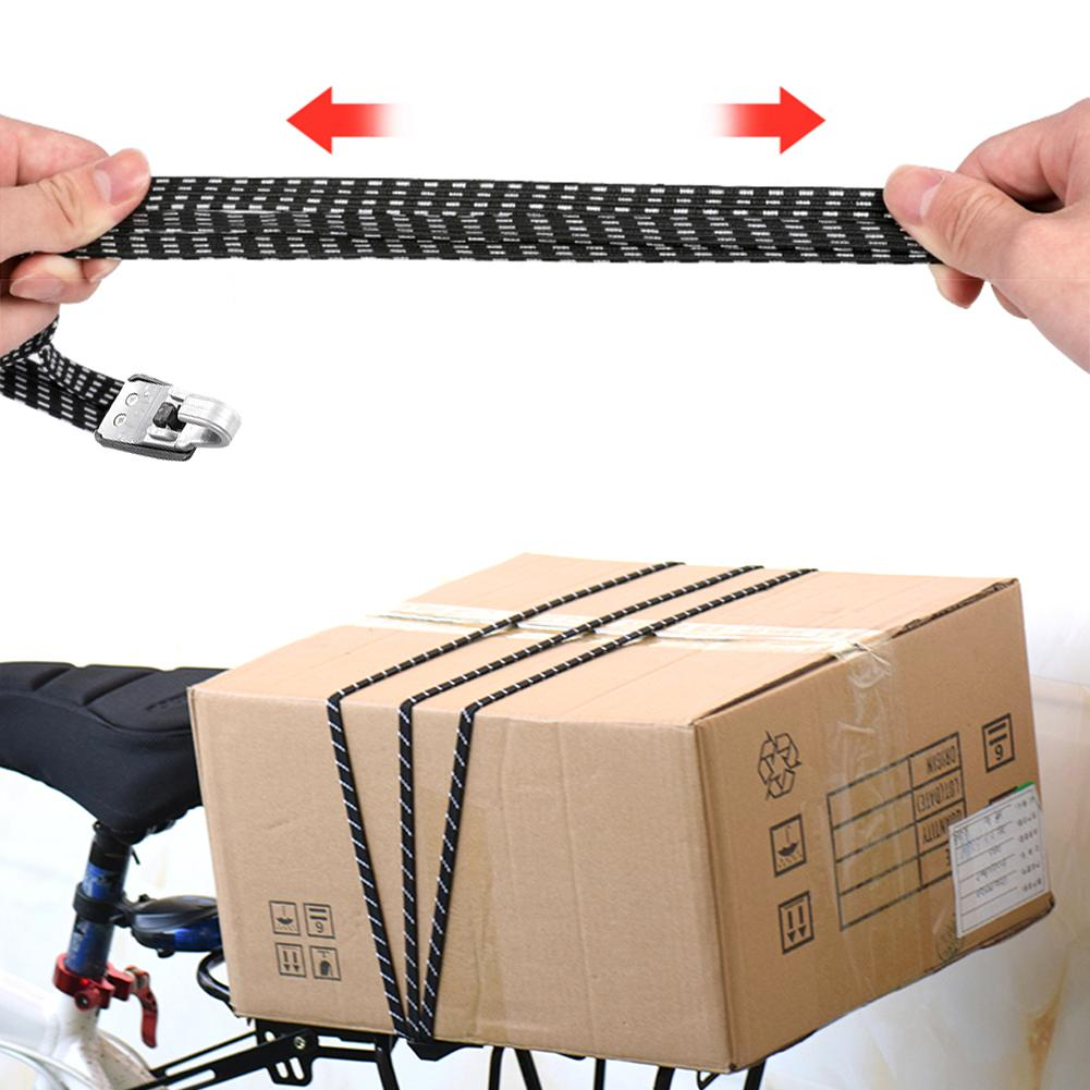 New Portable Bike Motorcycle Hook Hasp Luggage Carrier Elastic Band 6L