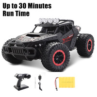 RC Car 20Km/h with Battery High Quality Remote Control Car 2.4 GHz 1:16 Scale 4 Wheel Car Model Electric Off Road RTR