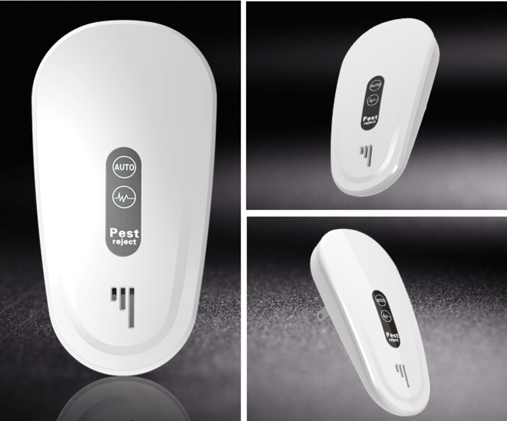 50% Off New Pest Anti Insect Ultrasonic Reject 160 Square Meters Of Coverage Pest Repeller Electronic Mouse Fly Killer