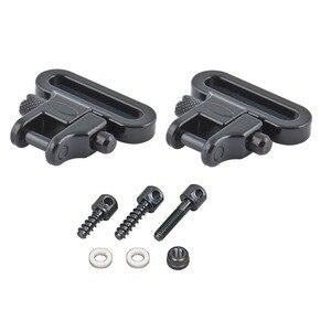 Accesorios de pistola táctica M4 ar15 accesorios Correa sling adaptador QD Sling giratorio para mira de rifle para caza airsoft