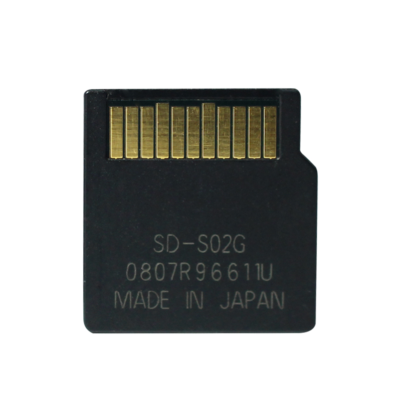 High Quality!!! Mini SD Card 2GB MINISD Memory Card Phone Card 2G With Card Adapter