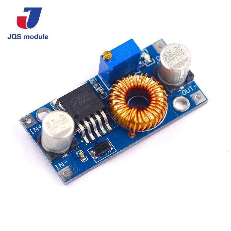1 Stücke Xl4005 Über Lm2596 Dc-dc Einstellbare Schritt-down 5a Netzteil Modul, 5a Großen Strom Große Power