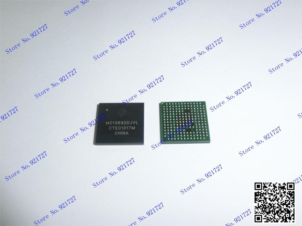 2PCS/LOT MC13892DJVL MC13892 13892 BGA2PCS/LOT MC13892DJVL MC13892 13892 BGA
