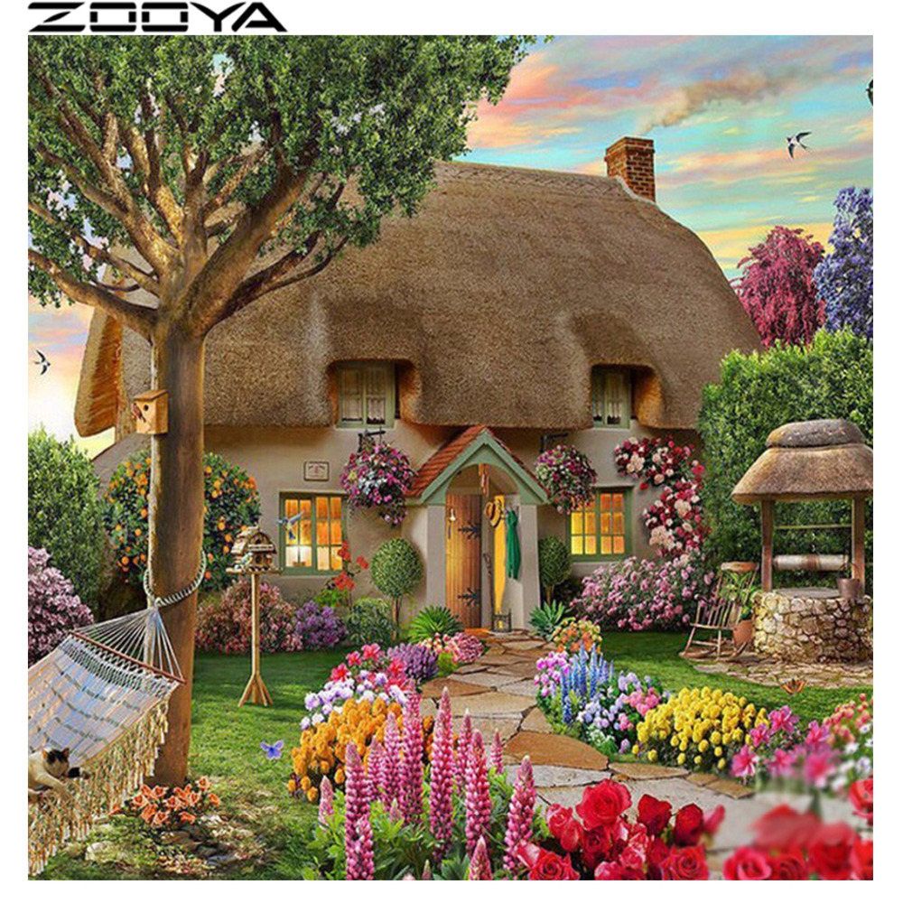 5D DIY Diamond Painting Kit for Adult Kid Women Cross Stitch Embroidery Crystal Arts Crafts Home Wall Decor Canvas Gem Art Perfect Best Gift Paintings Acrylic Dimond Decoration Relaxation Dog