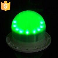 12 LEDs 배터리 운영 D12cm 5 볼트 1a 원격