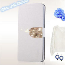 I8260 I8262 New Fashion Flip PU Leather Mobile Phone Bags Cases for Samsung Galaxy Core
