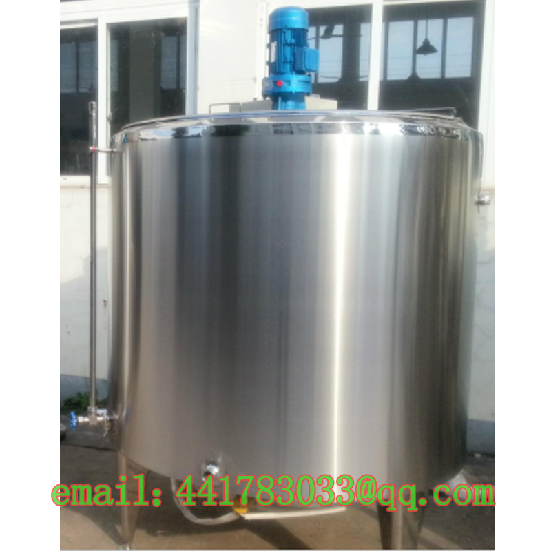 300L stainless steel mixing tank All stainless steel mixing cylinder Storage tanks The heating tank The container cans l 3285629 300