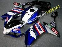 מכירות חמות, ערכת אופנוע aftermarket fairing לימאהה YZF R1 2008 2007 YZF-R1 08 07 סט שלם YZF1000 (הזרקה)