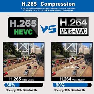 Image 3 - Smar onvifフルhd H.265 20FPS 1080 1080p ipカメラH.264 720 1080pセキュリティドームカメラ 24 赤外線led poe/外部オーディオオプションxmeye
