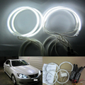 Super Bright 4Pcs CCFL Angel Eyes Halo Rings For Lexus IS250 with 2Pcs CCFL Inverters