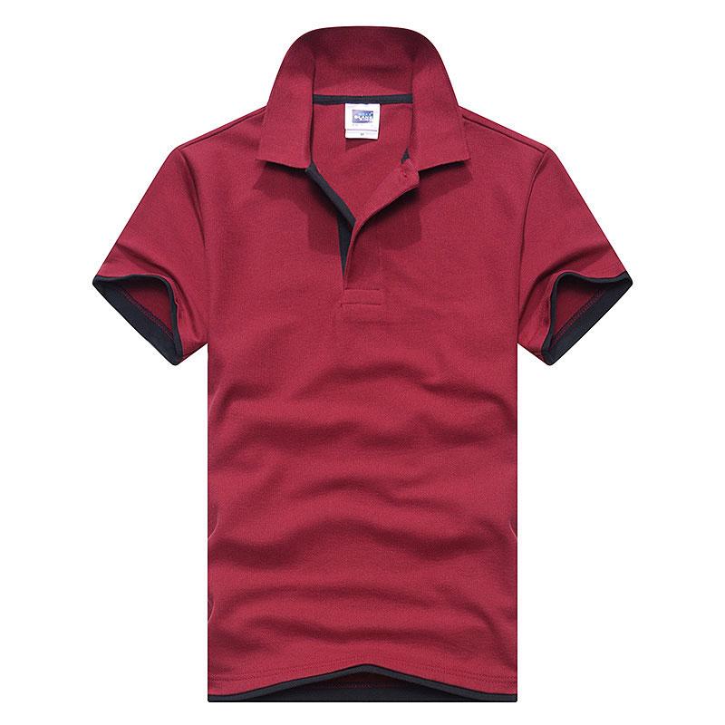 fashion Brand 2018 Summer   Polo   Shirt Men Short Sleeve Breathable Cotton Casual Short Sleeve Mens   Polo   Shirts Lovers Women   Polo