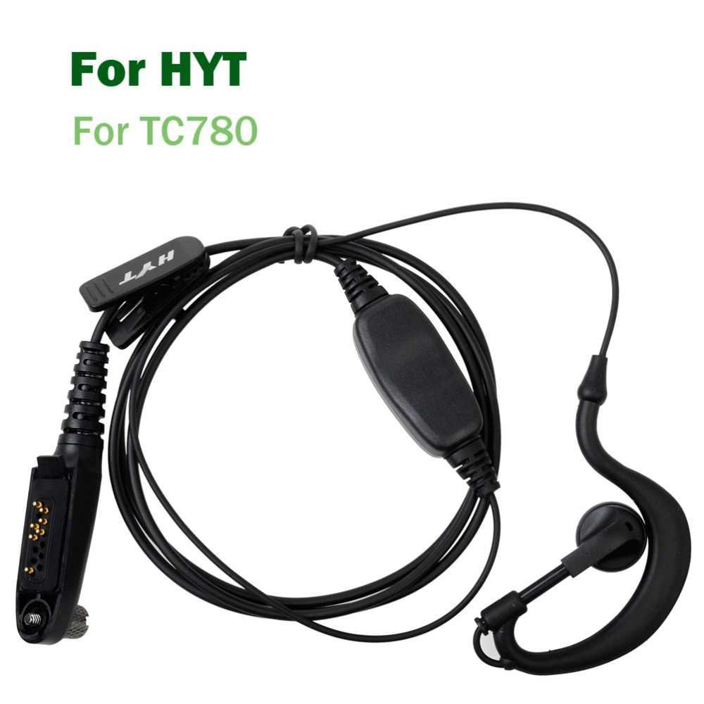 YIDATON Динамик гарнитуры для HYT Hytera TC-780 TC-780M TC-610P TC-3000 TC-3600 TC-3600M TC-610S TC-710 TC-880GM