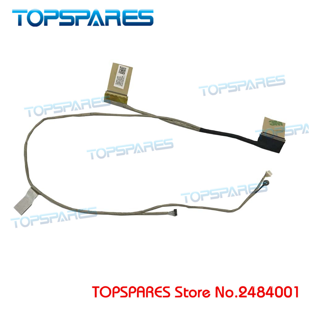 все цены на Original New For K553MA X553MA 14005-1280500 Display Cable notebook vga cable screen lcd lvds cable flex онлайн