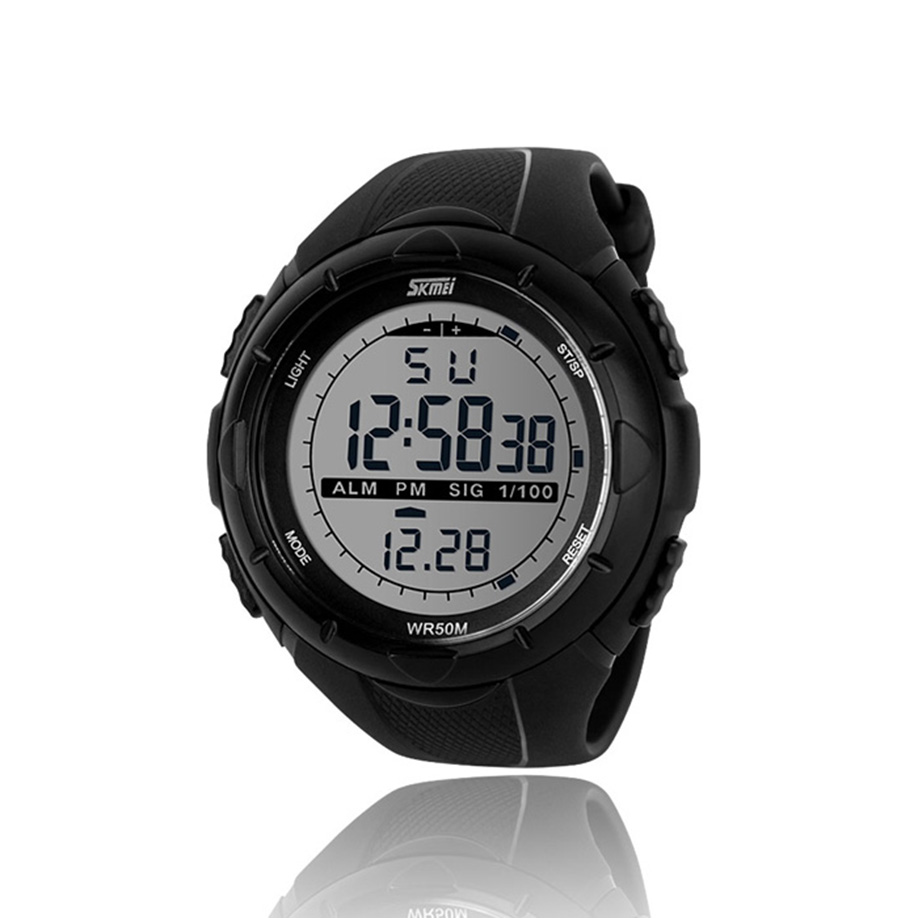 Xiniu Men LED Digital Military Watch Dive Swim Watches Fashion Outdoor Sports Wristwatches
